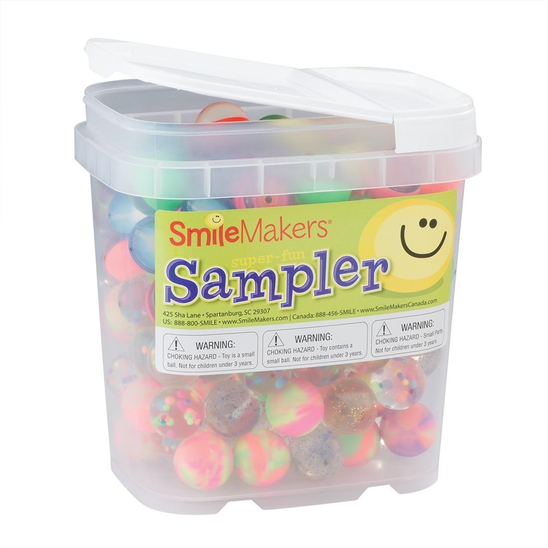 Value Bouncing Balls Sampler [image]