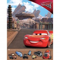 Disney*Pixar Cars Sticker Activity Sheets