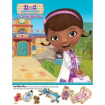 Doc McStuffins Sticker Activity Sheets