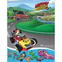 Mickey Mouse Sticker Activity Sheets