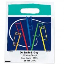 Custom Toothbrush Art Bags