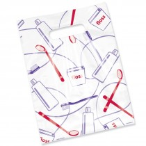 Scatter Print Smile Supply Bags