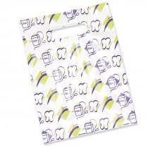 Scatter BrushFlossSmile Diamond Bags