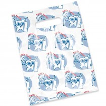 Scatter Print Smile Savers Bags