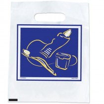 Simple Toothbrush, Paste, Floss Bags
