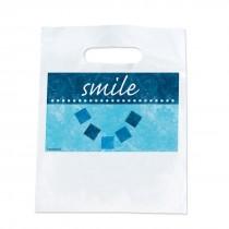 Abstract Smile Take Home Bags