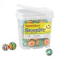 Colourific Bouncing Balls Sampler