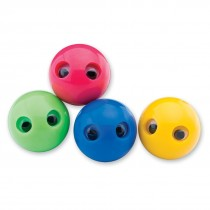 43mm Colourful Wiggle Eye Bouncing Balls
