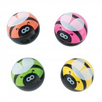 30mm Bright Bee Bouncing Balls