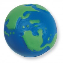 Earth Shaped Stress Balls