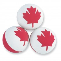 42mm Maple Leaf Bouncing Balls