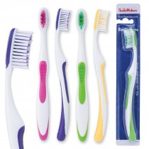 SmileCare Adult Super Grip Toothbrushes