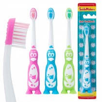 SmileCare Toddler Penguin Toothbrushes