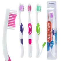 SmileCare Adult Tongue and Toothbrushes
