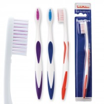SmileCare Adult Easy Grip Toothbrushes