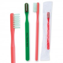 Custom SmileCare Youth Christmas Toothbrush