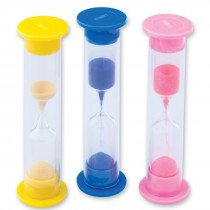 Fun Colour 3 Minute Brushing Timers
