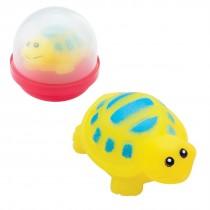 """Turtle Squirters in 2"""" Capsules"""
