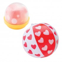 "Mini Beach Ball Assortment in 2"" Capsules"