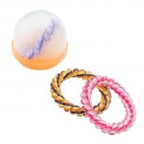 "Fun Cord Bracelets in 2"" Capsules"