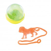 "Sticky Zoo Animals in 2"" Capsules"