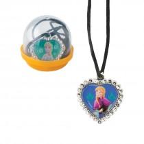 """Disney Frozen Jewel Necklaces in 2"""" Capsules"""