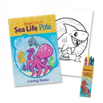 SmileMakers Sea Life Pals Colouring Value Pack