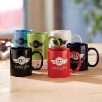 Custom 11 Oz Sumatra Coffee Mugs