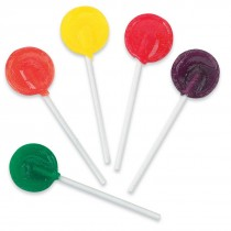 Sugar Free Jolly Pops - 2 lbs