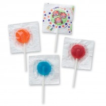 Brush, Floss, Smile Monkeys Sugar Free Lollipops