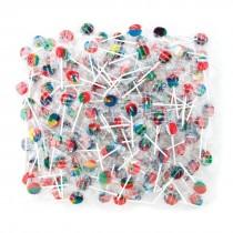 Bulk Sugar Free Rainbow Lollipops