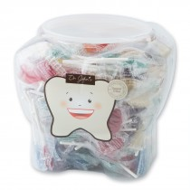 Dr. John's® Sugar Free Lollipops in Tooth Jar