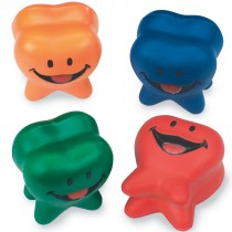Happy Tooth Stress Toys