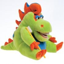 StarSmilez® Farley Flossisaurus® Dental Puppet