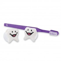 Happy Tooth Toothbrush Holders