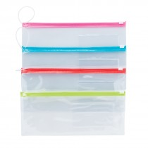 Assorted Dental Zipper Pouches