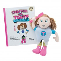 Tabitha the Tooth Book and Plush Set