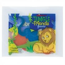 SmileCare Jungle Friends Flosser 4-Packs