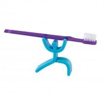 Weightlifter Toothbrush Holders