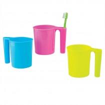 Dental Brushing Cups