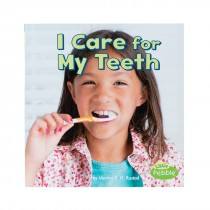 I Care for My Teeth Book