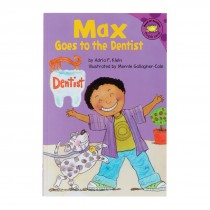 Max Goes to the Dentist Book