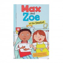 Max and Zoe at the Dentist Book