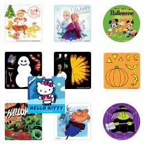Fall & Winter Seasonal Sticker Sampler