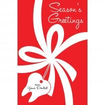 Season's Greetings Dental Greeting Cards