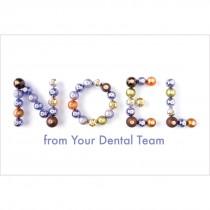 Noel Dental Team Greeting Cards
