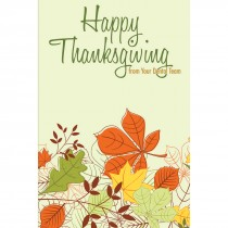 Happy Thanksgiving Dental Greeting Cards