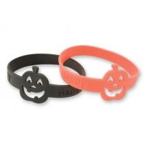 Jack-O-Lantern Power Bracelets