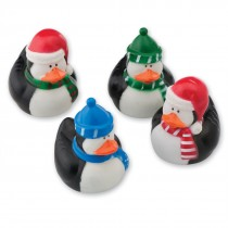 Winter Rubber Ducks