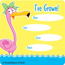 Animal I've Grown Stickers